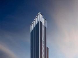 武汉越秀国际金融汇 324.5米62层 195米52层 184米53x3 在建