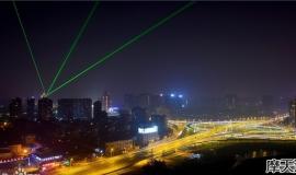 邯郸夜景一张